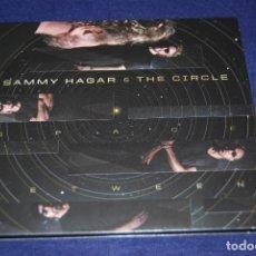 CDs de Música: SAMMY HAGAR & THE CIRCLE SPACE BETWEEN CD . Lote 179245775
