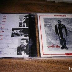 CDs de Música: ARRAJATABLA - SEVILLA BLUES (1992). Lote 179246020