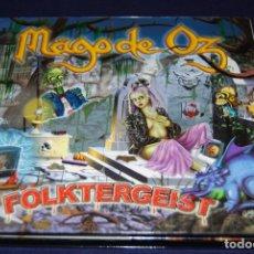 CDs de Música: MAGO DE OZ FOLKTERGEIST 2CD. Lote 179246178