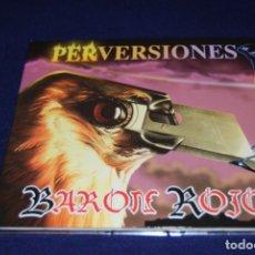 CDs de Música: BARON ROJO PERVERSIONES CD. Lote 179246573