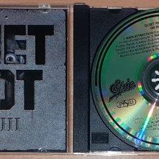 CDs de Música: QUIET RIOT - Q R III - CDPSH 26945. Lote 179246805