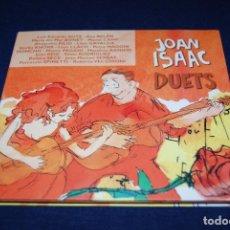 CDs de Música: JOAN ISAAC DUETS DIGIPACK. Lote 179247095