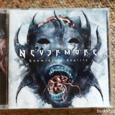 CDs de Música: NEVERMORE , ENEMIES OF REALITY , CD 2003 GERMANY, PERFECTO ESTADO . Lote 179247617