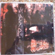 CDs de Música: W.A.S.P , DYING FOR THE WORLD , CD 2016 ESTADO IMPECABLE . Lote 179247785