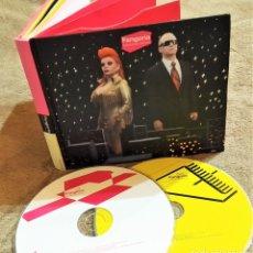 CDs de Música: CD FANGORIA - ARQUITECTURA EFÍMERA, EDICIÓN LIMITADA CD+DVD+DIGIBOOK 48 PAG.2004. (EX_EX). Lote 179247897