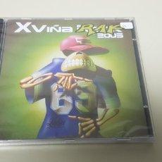 CDs de Música: JJ10- X VIÑA RAP 2005 CD NUEVO PRECINTADO LIQUIDACION!!. Lote 179253982