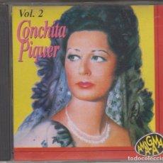 CDs de Música: CONCHITA PIQUER CD VOL. 2 1994 AMALGAMA CONCHA PIQUER. Lote 179318705