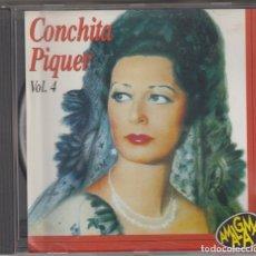 CDs de Música: CONQUITA PIQUER CD VOL. 4 1994 AMALGAMA. Lote 179319203
