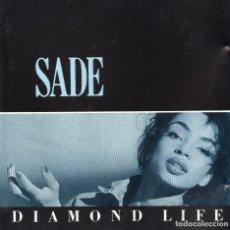 CDs de Música: SADE - DIAMOND LIFE - CD ALBUM - EU 1992 - EPIC - CD 26044. Lote 179319273