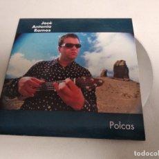 CDs de Música: RARE PROMO CD SINGLE JOSE ANTONIO RAMOS - POLCAS - CRIN SPAIN 1999 VG+. Lote 179319647