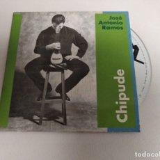 CDs de Música: JOSE ANTONIO RAMOS CHIPUDE SINGLE PROMO CD MUSICA HECHA EN CANARIAS. Lote 179319742