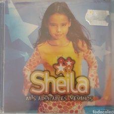 CDs de Música: SHEILA MIS ADORABLES VECINOS. Lote 179320442
