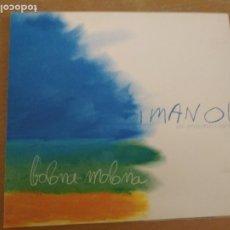 CDs de Música: IMANOL IN MEMORIAN BOLONA MOLONA CD LIBRETO. Lote 179327058