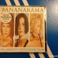 CDs de Música: CD BANANARAMA - THE GREATEST HITS COLLECTION - LONDON - 18 CANCIONES. Lote 179340967