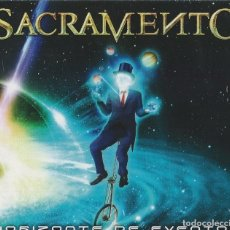 CDs de Música: SACRAMENTO CD SPANISH HEAVY 2015-SARATOGA-MEDINA-VENDAVAL-ETERNITY-AVALANCH-ALOS-AVALON-LEPOKA. Lote 179341740