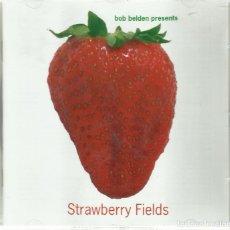 CDs de Música: STRAWBERRY FIELDS FOREVER - CASSANDRA WILSON, DIANNE REEVES ..... - CD BLUE NOTE 1996 BEATLES. Lote 179341798