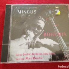 CDs de Música: CHARLES MINGUS - AT THE BOHEMIA - PRECINTADO. Lote 179375300