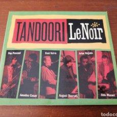 CDs de Música: TANDOORI LENOIR DANI NEL.LO NELO REBELDES PEP PASCUAL SATÉLITE K 2002. Lote 179378301