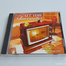 CDs de Música: ALL TIME FAVOURITES CD. Lote 179380313