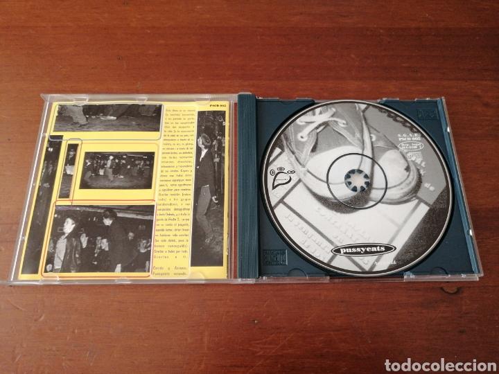 CDs de Música: AMIGOS DE LO AJENO LA MOVIDA PUSSYCATS RECORDS - Foto 3 - 179380636