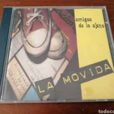 CDs de Música: AMIGOS DE LO AJENO LA MOVIDA PUSSYCATS RECORDS. Lote 179380636