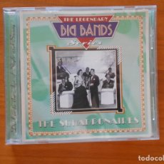 CDs de Música: CD THE LEGENDARY BIG BAND SERIES - THE SQUADRONAIRES (8N). Lote 179381130