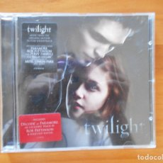 CDs de Música: CD TWILIGHT - MUSIC FROM THE ORIGINAL MOTION PICTURE SOUNDTRACK (8N). Lote 179381248