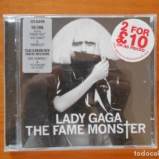 CDs de Música: CD LADY GAGA - THE FAME MONSTER (EDICION ESPECIAL 2 DISCOS) (8N). Lote 179381547
