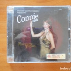 CDs de Música: CD CONNIE FISHER - FAVOURITE THINGS - ANDREW LLOYD WEBBER PRESENTS - SPECIAL EDITION (8Z). Lote 179382460