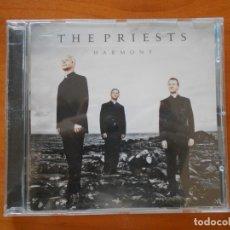 CDs de Música: CD THE PRIESTS - HARMONY (8Z). Lote 179382572