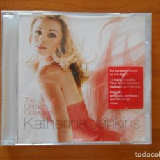 CDs de Música: CD KATHERINE JENKINS - THE ULTIMATE COLLECTION (8Q). Lote 179382736