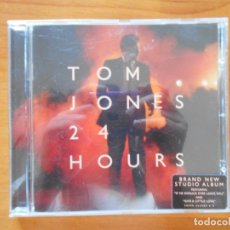 CDs de Música: CD TOM JONES - 24 HOURS (9F). Lote 179383407