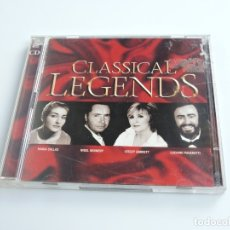CDs de Música: CLASSICAL LEGENDS 2XCD . Lote 179383762