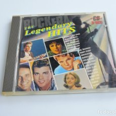 CDs de Música: THE LEGENDARY HITS CD. Lote 179389898