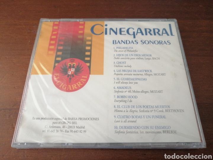 CDs de Música: CINEGARRAL BANDAS SONORAS BARSA PROMOCIONES - Foto 2 - 179393226