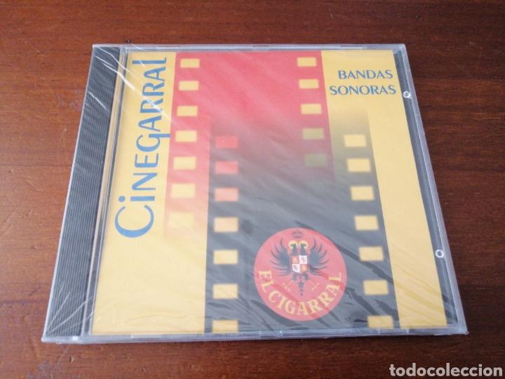 CINEGARRAL BANDAS SONORAS BARSA PROMOCIONES (Música - CD's Bandas Sonoras)
