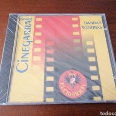 CDs de Música: CINEGARRAL BANDAS SONORAS BARSA PROMOCIONES. Lote 179393226