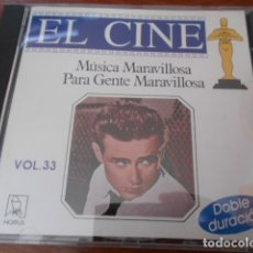 CDs de Música: CD MUSICA MARAVILLOSA PARA GENTE MARAVILLOSA -VOL.33. Lote 179394525