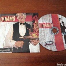 CD de Música: DINAMO DESEQUILIBRIO EDICIÓN ESPECIAL CD CARTÓN PUNKAWAY 2008. Lote 179395386