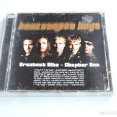 CDs de Música: BACKSTREET BOYS ‎ THE HITS - CHAPTER ONE CD. Lote 179395556