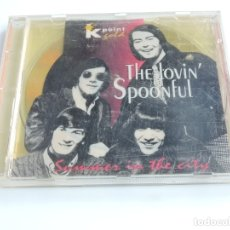 CDs de Música: THE LOVIN' SPOONFUL ‎ SUMMER IN THE CITY CD. Lote 179398578