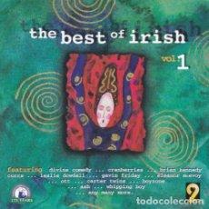 CDs de Música: THE BEST OF IRISH VOL. 1 - CD. Lote 179399641