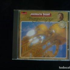 CDs de Música: JAMES LAST TRUMPET A GOGO - CD COMO NUEVO. Lote 179400526