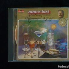 CDs de Música: JAMES LAST - HAMMOND A GOGO - CD COMO NUEVO. Lote 179400658
