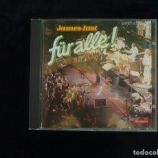 CDs de Música: JAMES LAST - FUR ALLE - CD COMO NUEVO. Lote 179400795
