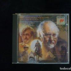 CDs de Música: THE SPIELBERG WILLIAMS COLLABORATION - CD COMO NUEVO. Lote 179400910