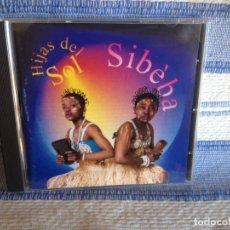 CDs de Música: HIJAS DEL SOL - SIBÉBA / RARO ALBUM CD NUBE NEGRA 1995. NM - NM . Lote 179401335