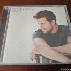 CDs de Música: PABLO ALBORÁN TANTO EDICIÓN ESPECIAL PARLOPHONE 2011. Lote 179404852