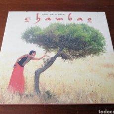 CDs de Música: CD+DVD CHAMBAO CON OTRO AIRE SONY 2007. Lote 179405332