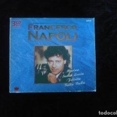 CDs de Música: FRANCESCO NAPOLI - CONTIENE 3 CD - CD COMO NUEVOS. Lote 179520306